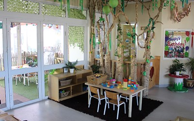 Learning Adventures childcare Kiwi room