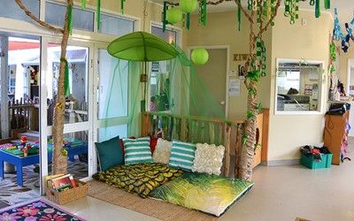 Learning Adventures childcare Preschool Room